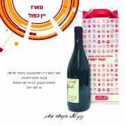 מארזים ממותגים יין כפול